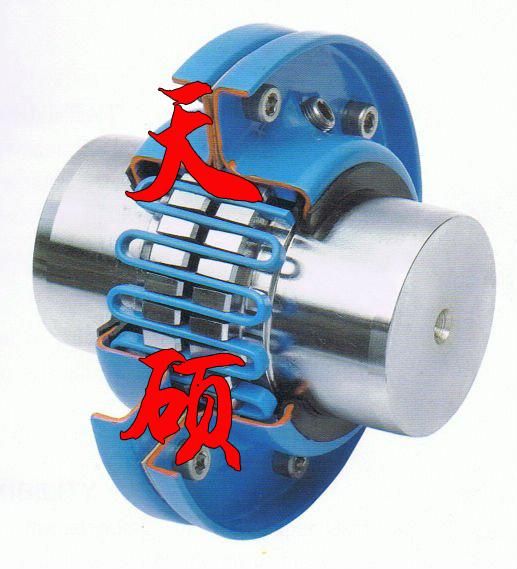 蛇形弹簧联轴器