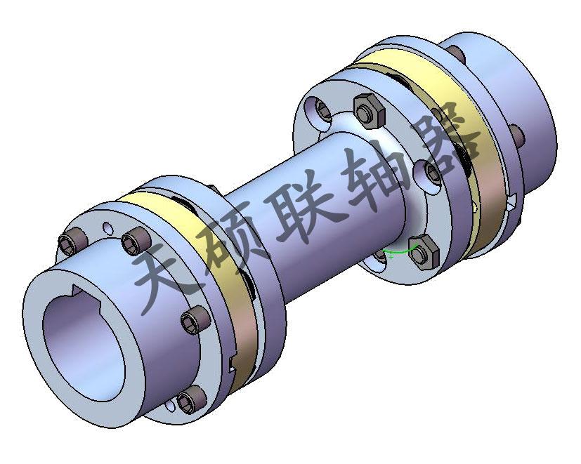 进口化工泵用膜片联轴器